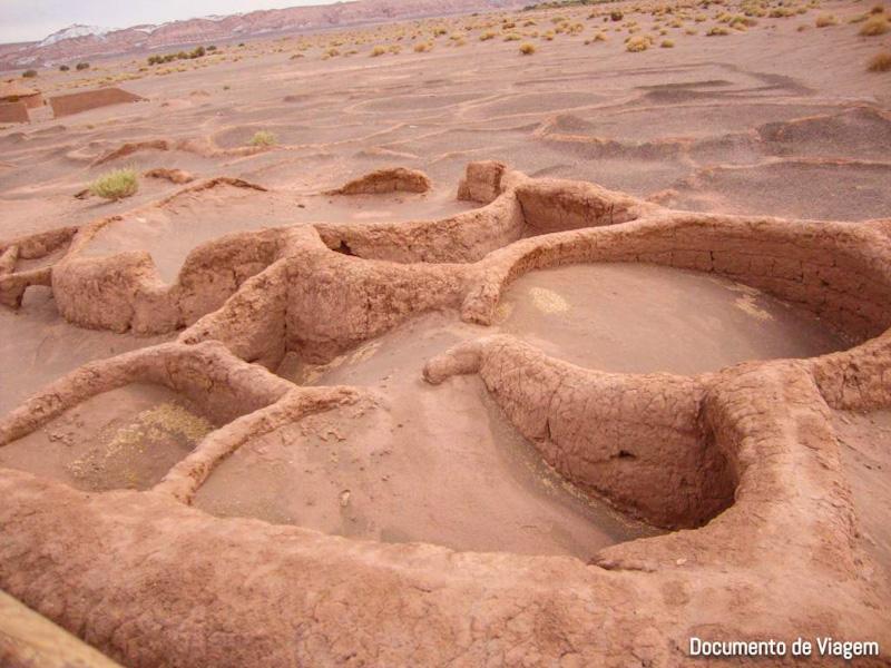 Aldea Tulor San Pedro de Atacama