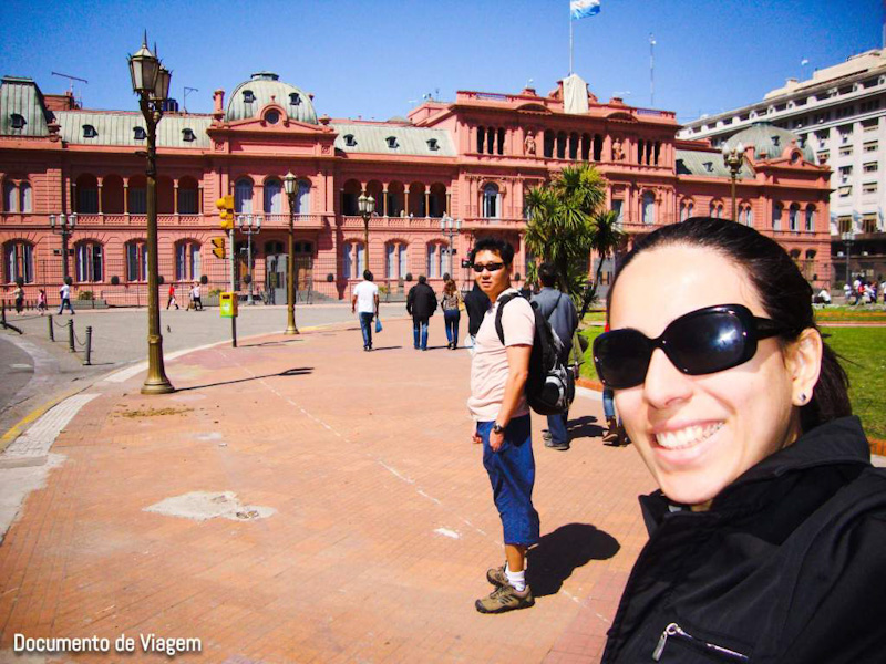 Casa Rosada visitas