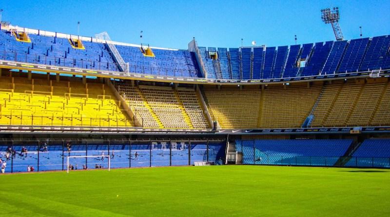 Estádio de Futebol La Bombonera