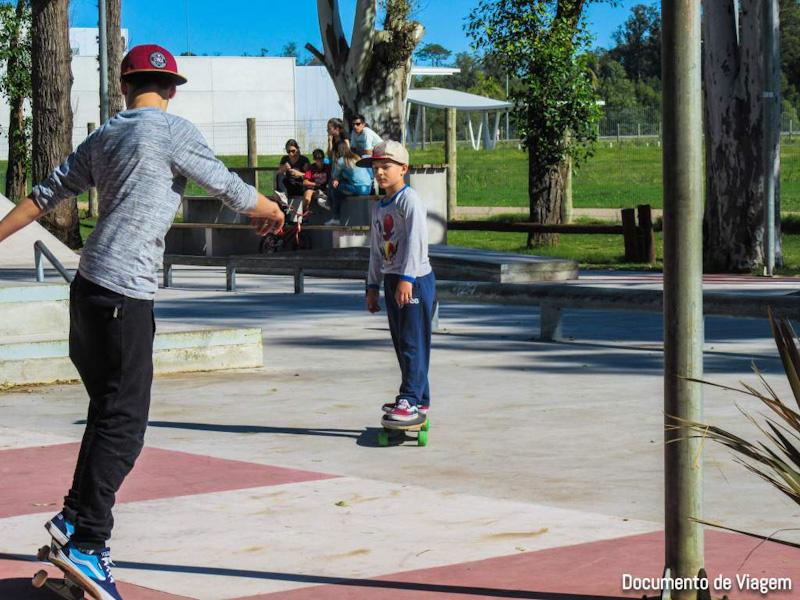 Parque playground Punta del Este