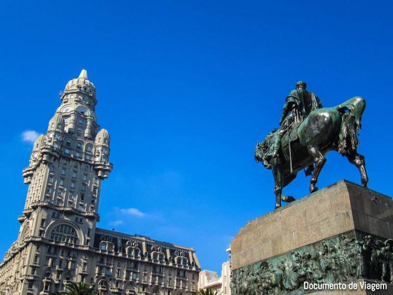 Palácio Salvo Montevidéu