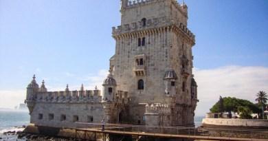 Torre de Belém visita