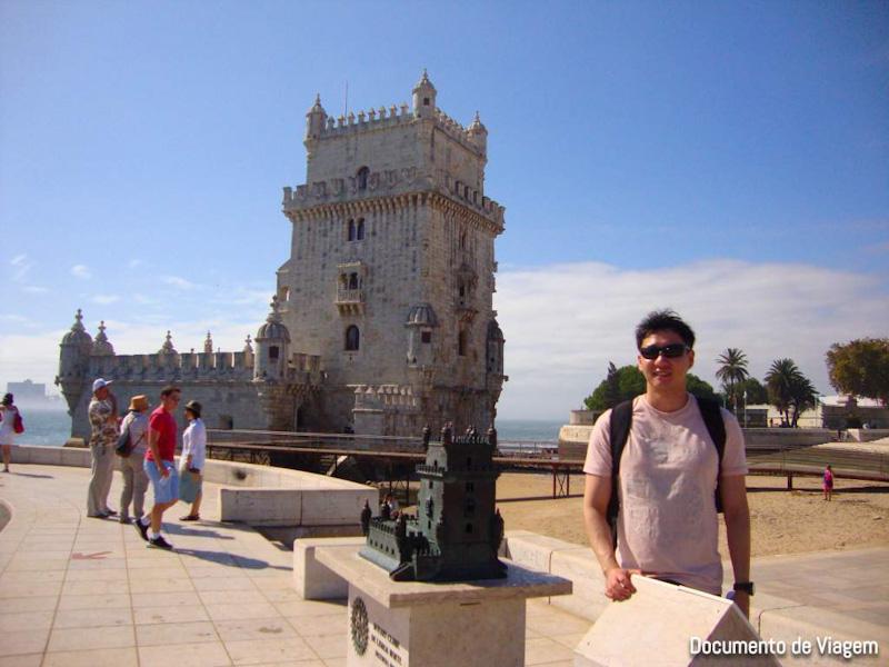 Torre de Belém o que tem