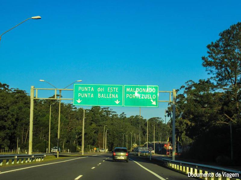 Uruguai estradas