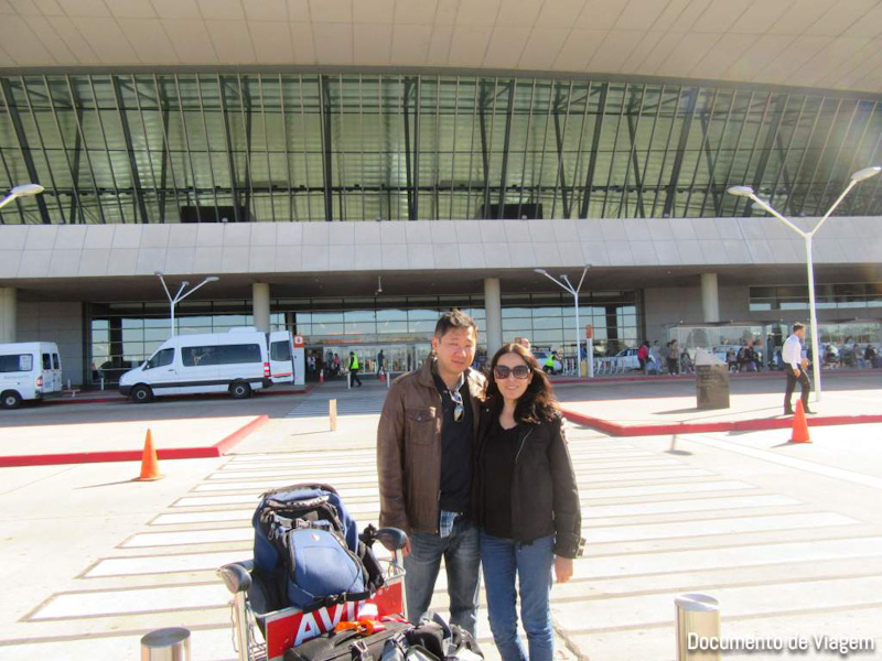 Aeroporto Internacional de Carrasco