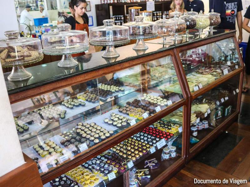 Cafeteria Chocolate Araucária