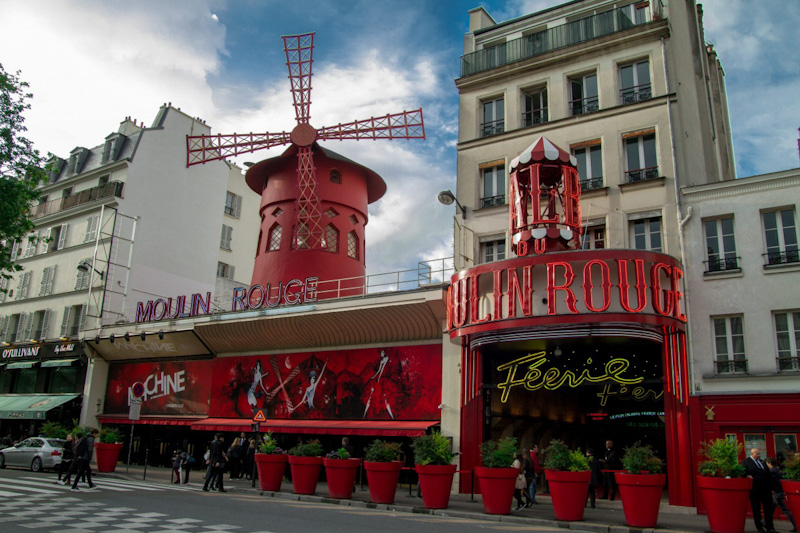 Moulin Rouge | PxHere