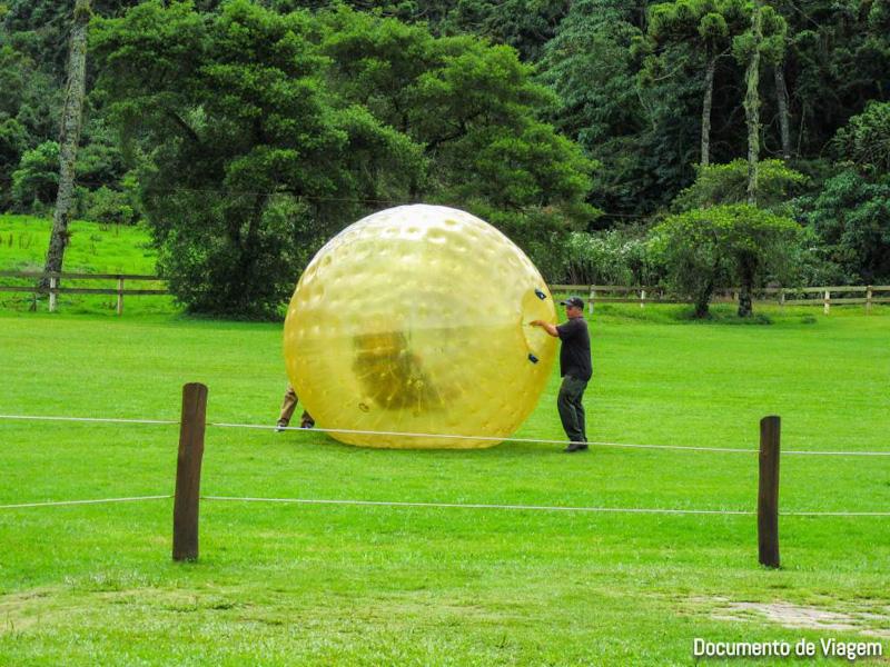 Orbit Ball