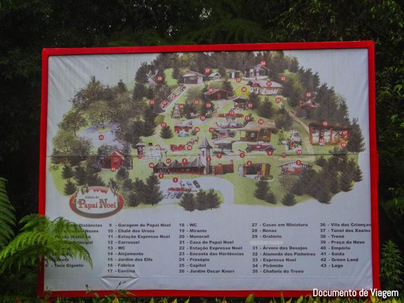 Parque temático em Gramado