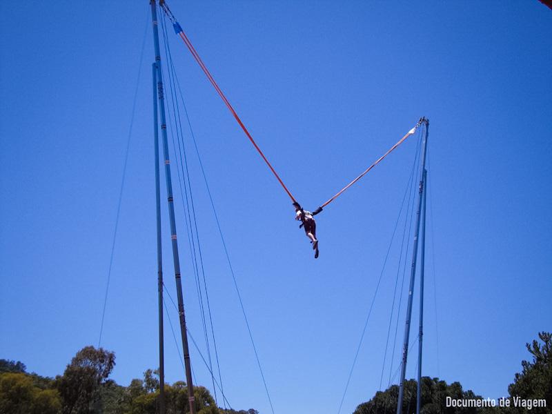 Alpen Park super salto