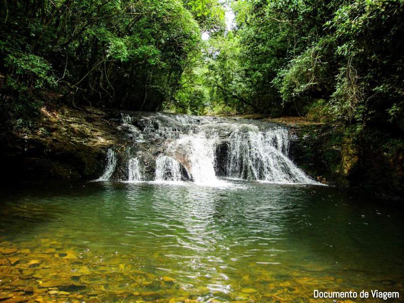 Cachoeira do Poço Ecoparque Sperry