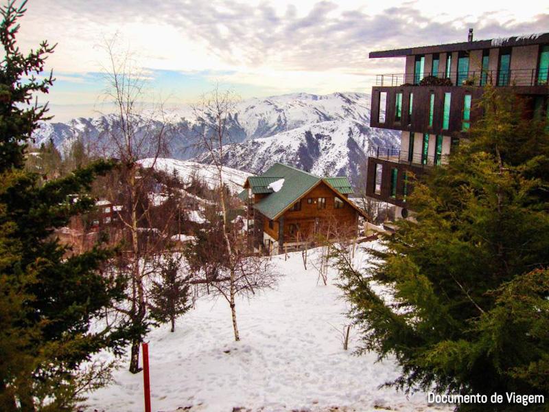 Temporada de neve Chile
