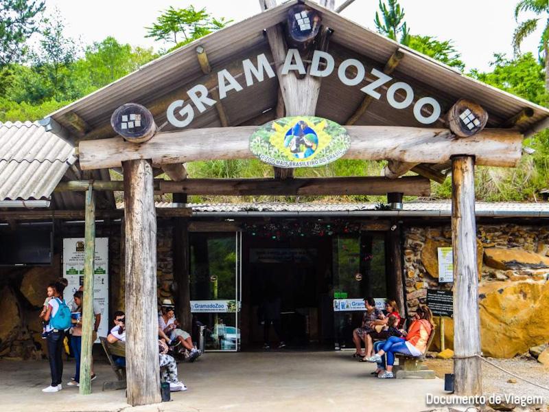 Zoológico em Gramado