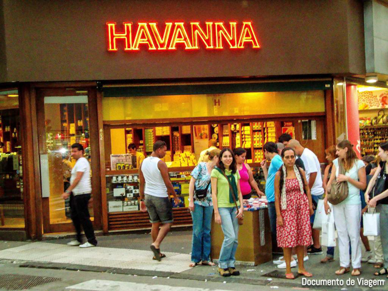 Lojas da Havanna