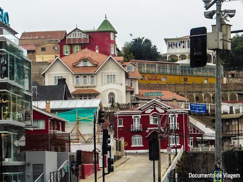 Valparaíso como ir