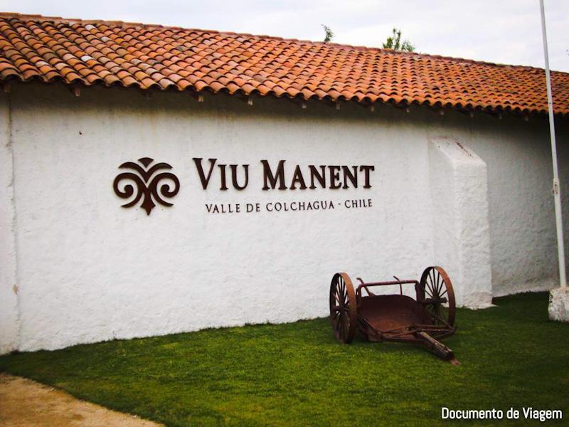 Viu Manent Valle de Colchagua Chile