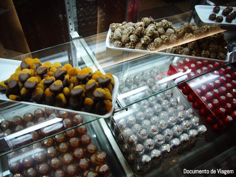 Fábrica O Reino do Chocolate Caracol