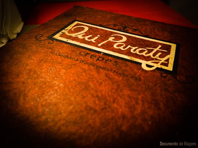 OUI Paraty restaurante francês