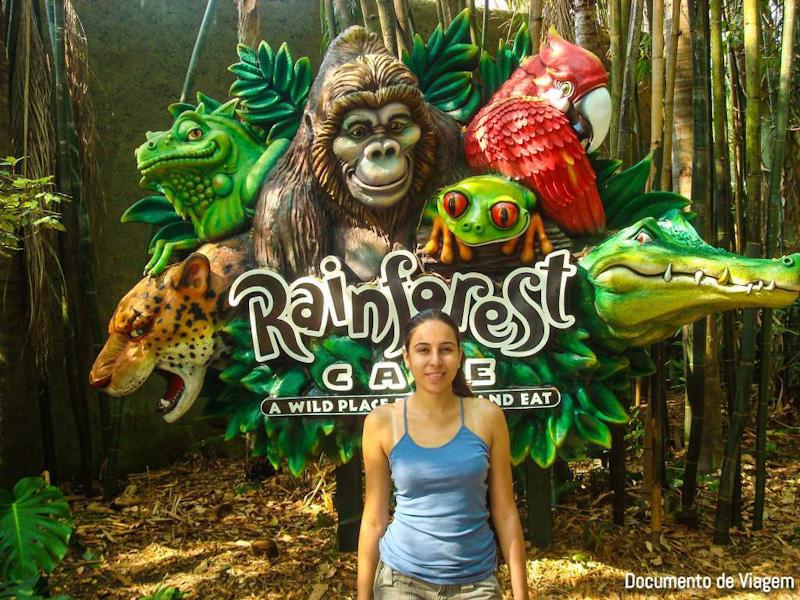 Restaurante Rainforest Café