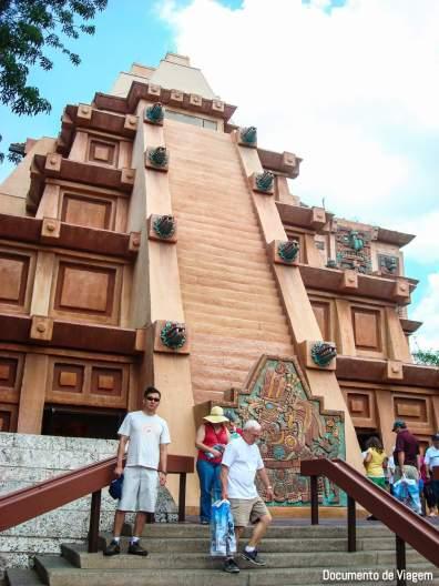 México Epcot Disney