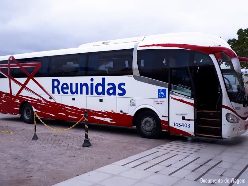 Ônibus Reunidas São Paulo Paraty