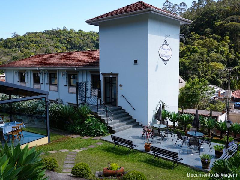 Onde ficar em Santo Antonio do Pinhal