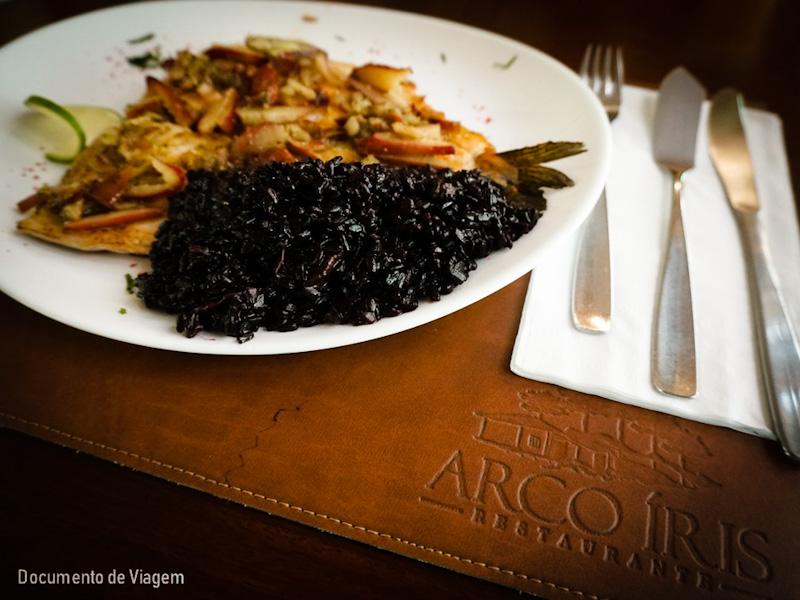 Onde comer em Santo Antônio do Pinhal