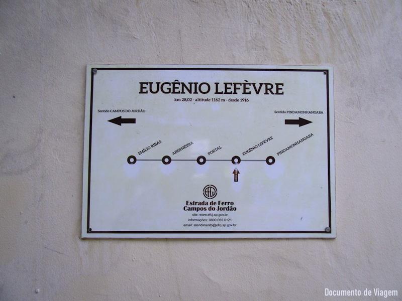 Estação Eugênio Lefèvre