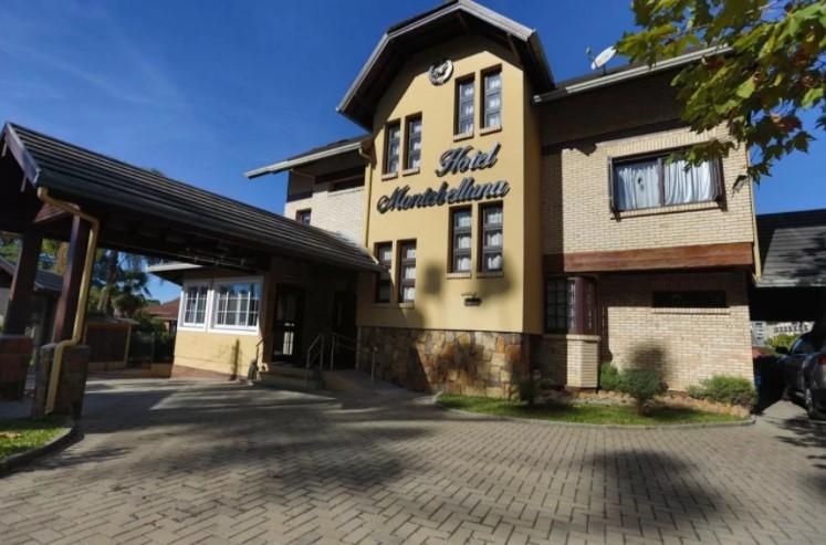 Hotel Flame Montebelluna Canela