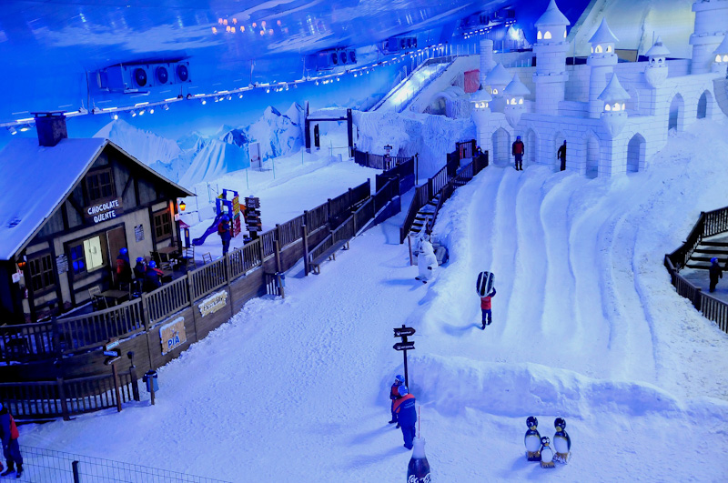 Parque de Neve Gramado
