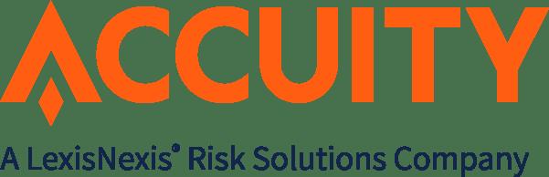 Accuity a LexisNexis Risk Solution Company