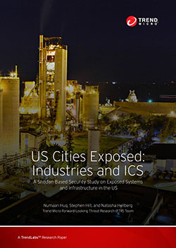 Cities Exposed Industries