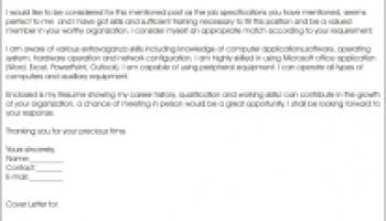 Job Application Cover Letter Samples Australia on for students, for teaching, for fresher high school graduate,