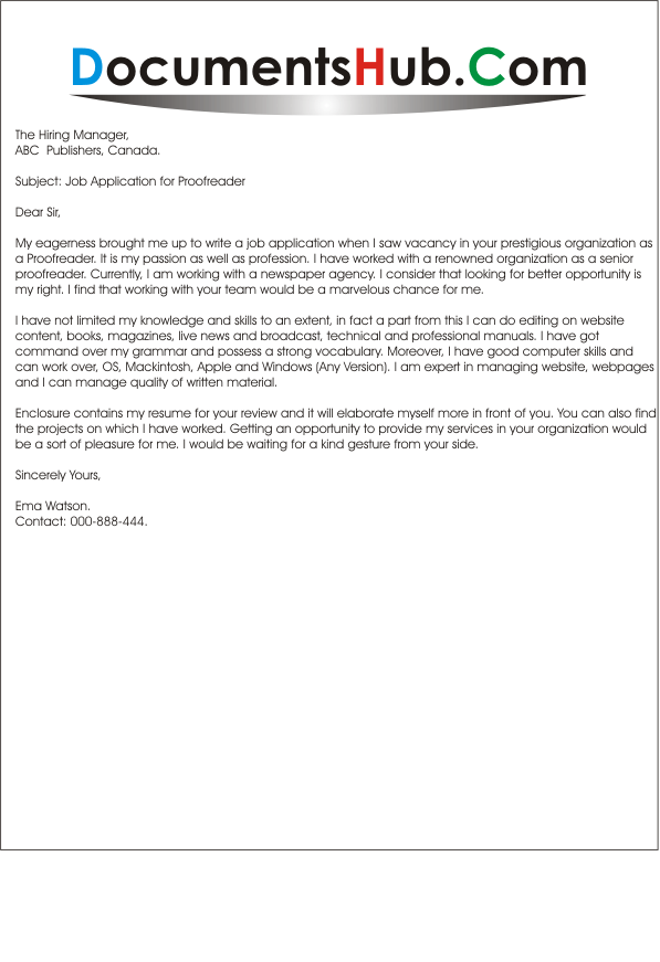 Custom cover letter proofreading website research write up format