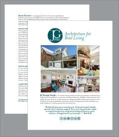 Documodern Graphic Design Brochure