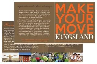 Brochure for Kingsland Properties