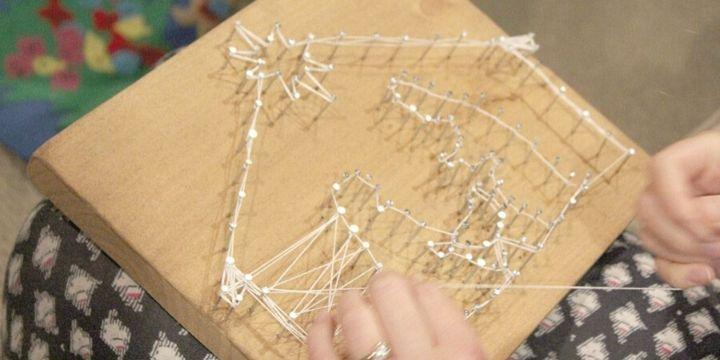Art Using String