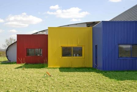 Atelier GILLES BAIL Extérieur