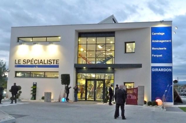 BigMat MERCUROL façade