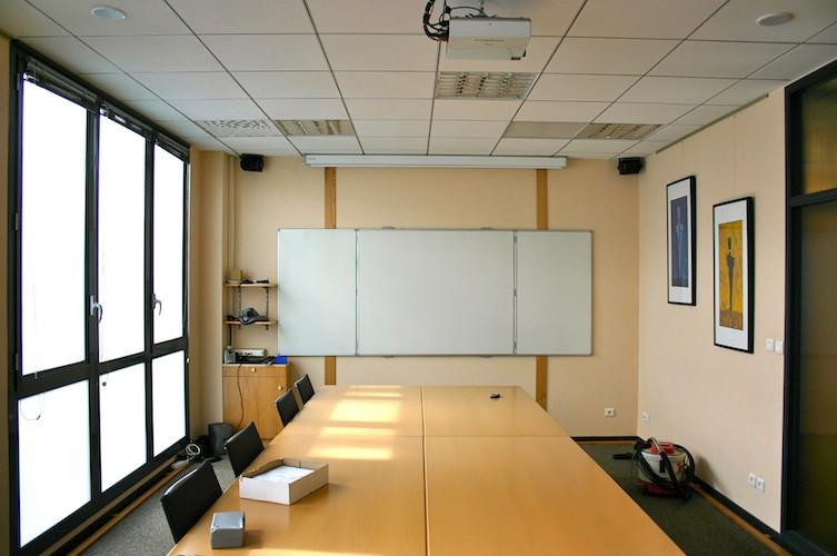 Bureaux Lyon CMS salle