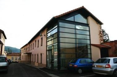 Centre social Cours La Ville façade