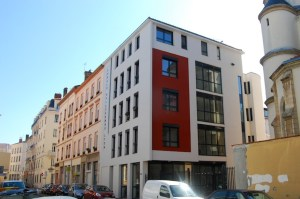 Cercle Bellecombe façade