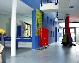 Collège Châtillon d'Azergues hall