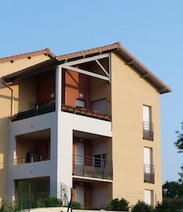 DUMAS-LATTAQUE Balcon
