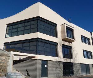 Ecole Le Cergne façade