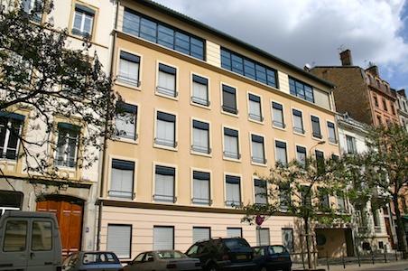 Ecole Saint Joseph des Brotteaux façade
