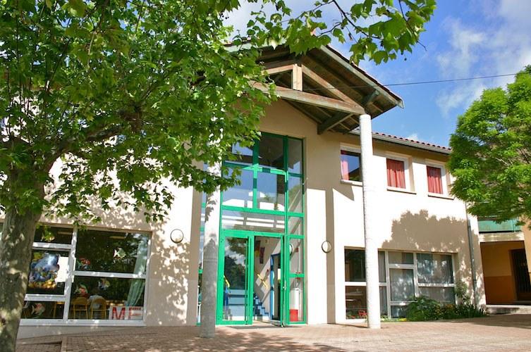 Ecole privée d'Irigny façade