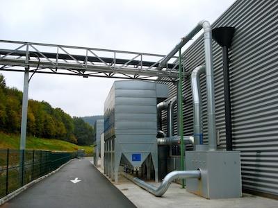 MALERBA usine n°8 Extérieur