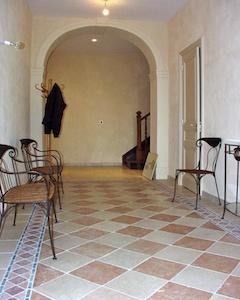 Maison Chaponost couloir