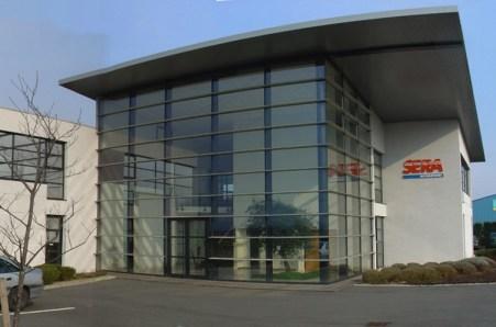 SERA façade